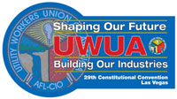 UWUA 29th Constitutional Convention