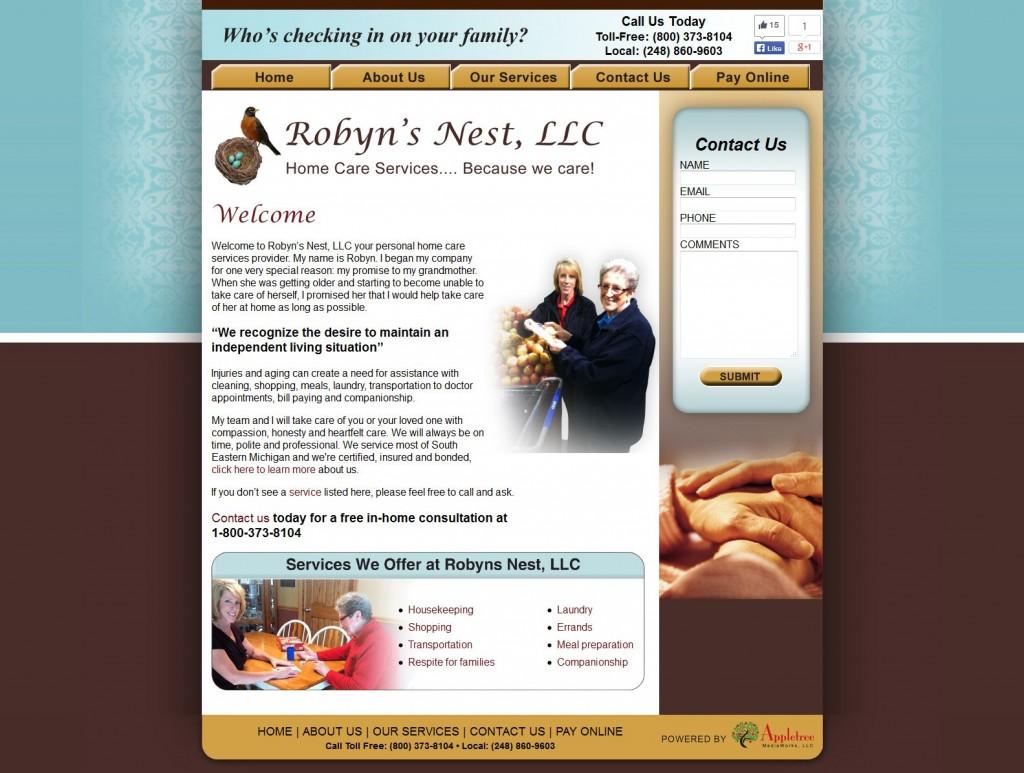 Robyn's Nest, LLC
