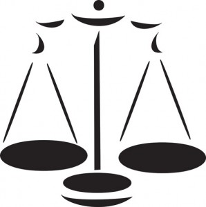 court scales