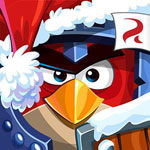 Angry Birds Epic RPG Christmas App Icon