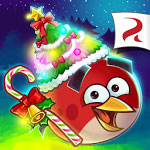 Angry Birds Fight Christmas App Icon