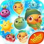 Farm Heros Saga Christmas App Icon