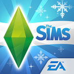 The Sims Christmas App Icon