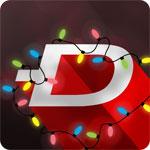 Zedge Christmas App Icon