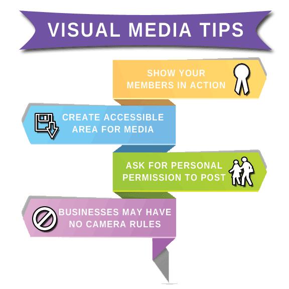 Visual Media Tips