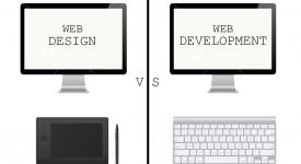 Web Designer Vs. Web Developer