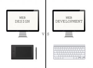 Web Design Versus Development