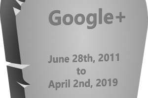 Google Plus Will Soon Be Negative