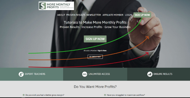 Tech Tips More Monthly Profits