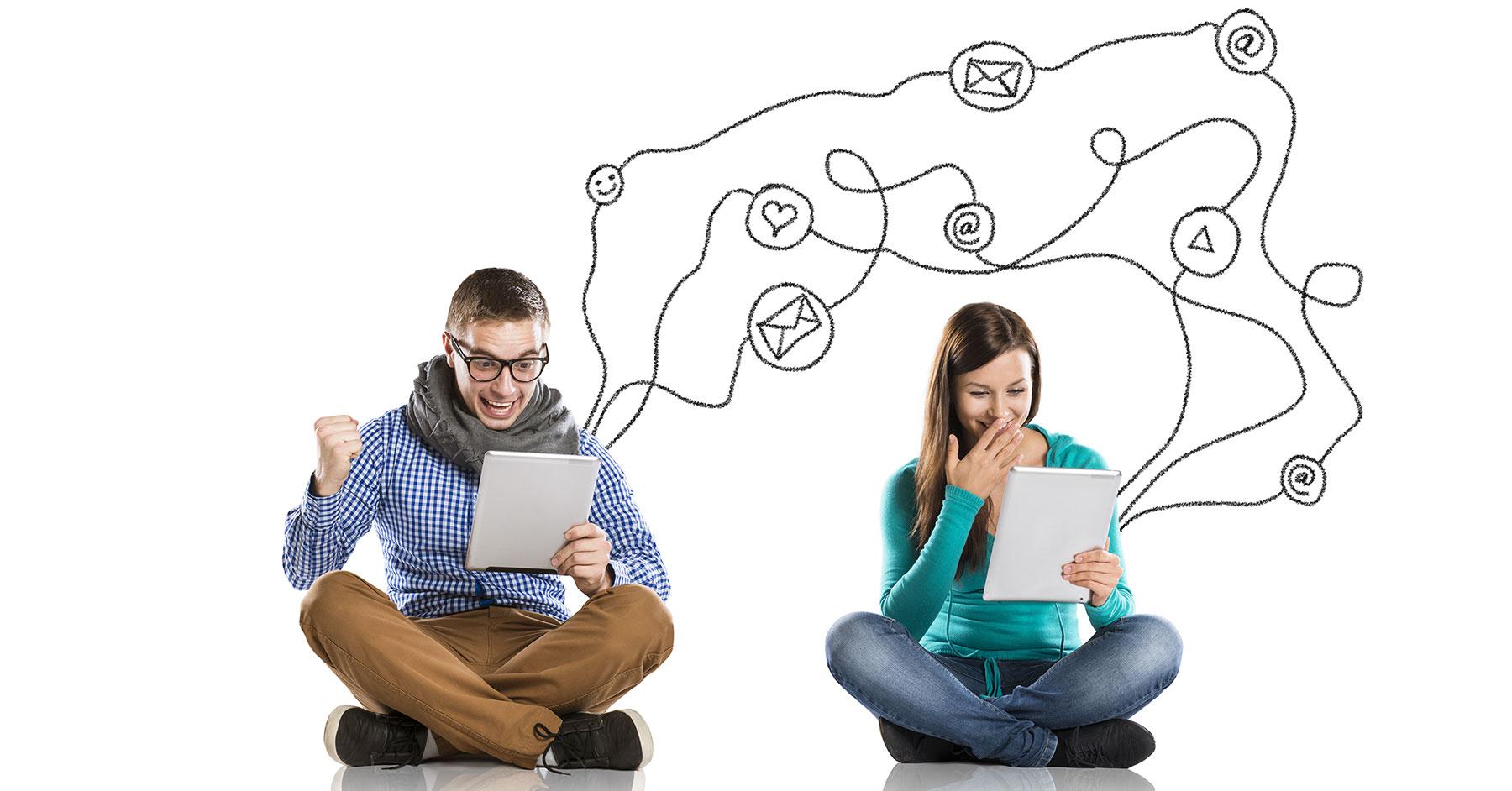 Social Distancing on Social Media