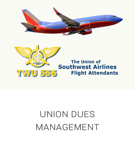 Union Dues Management